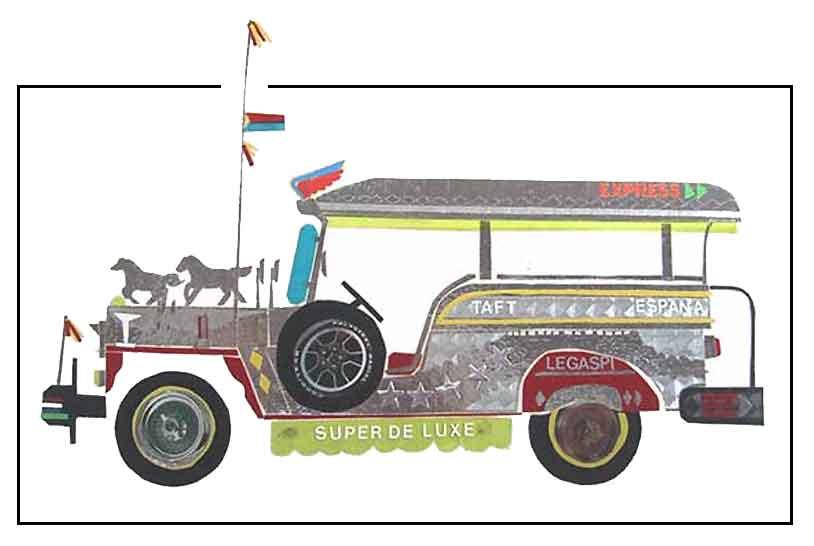 Jeepney / Colla...