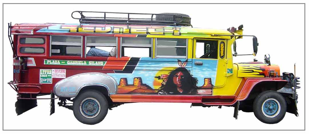 Philippine Jeepney Stuartxchanges Jeepney Collection The Art Is