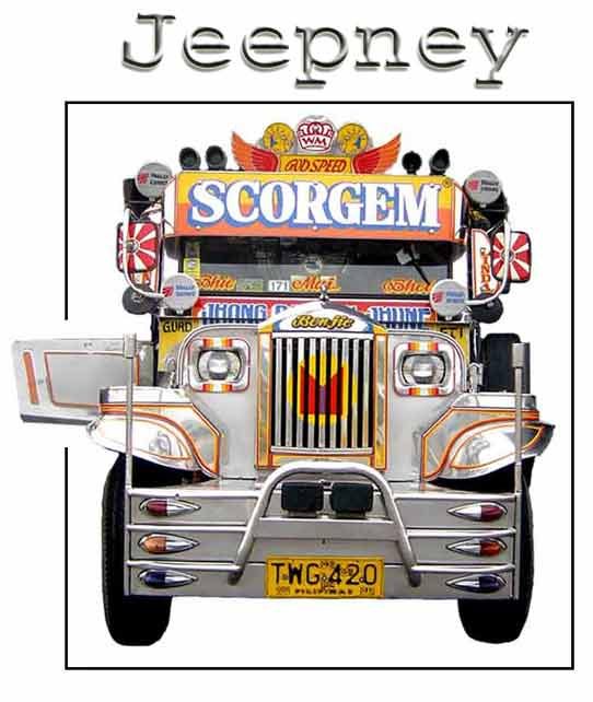 The Philippine Jeepney The Undisputed King Of The Road By